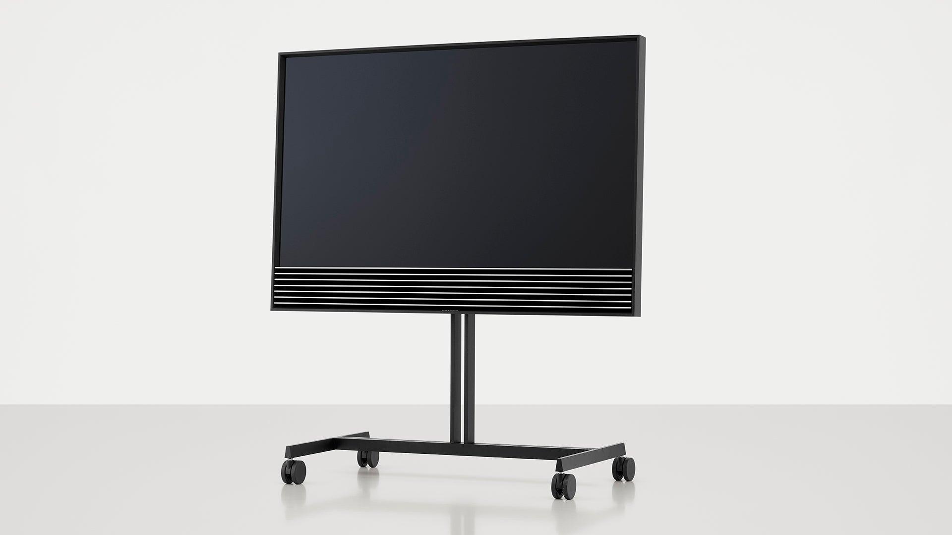 Bang Amp Olufsen S Beautiful New Tv Adjusts Itself To Suit