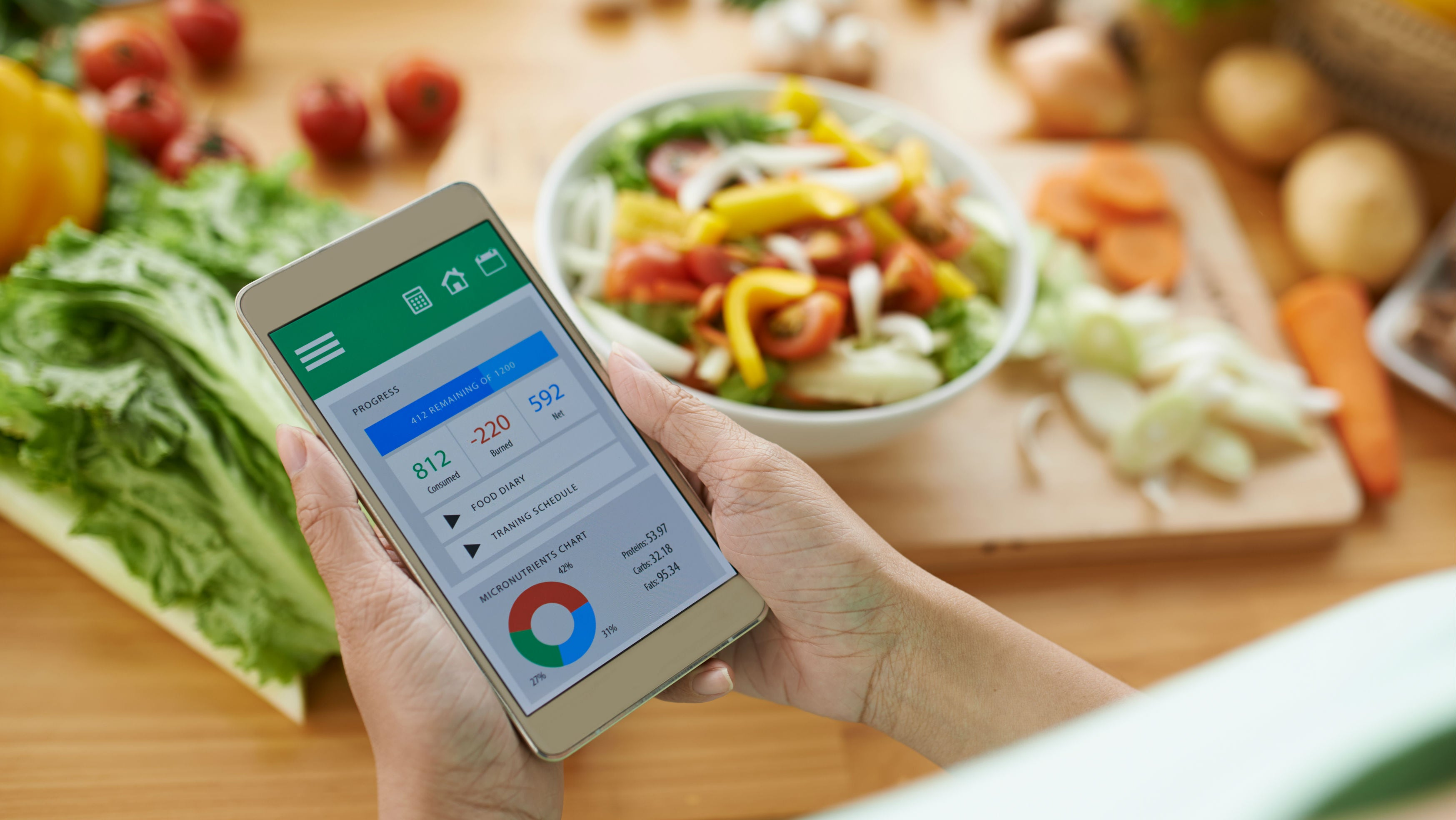 Best Calorie Counter Apps 5 Best Food Diaries For Android And Ios Trusted Reviews