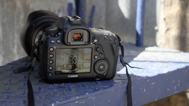 Canon EOS 5D Mark IV Review | Trusted Reviews