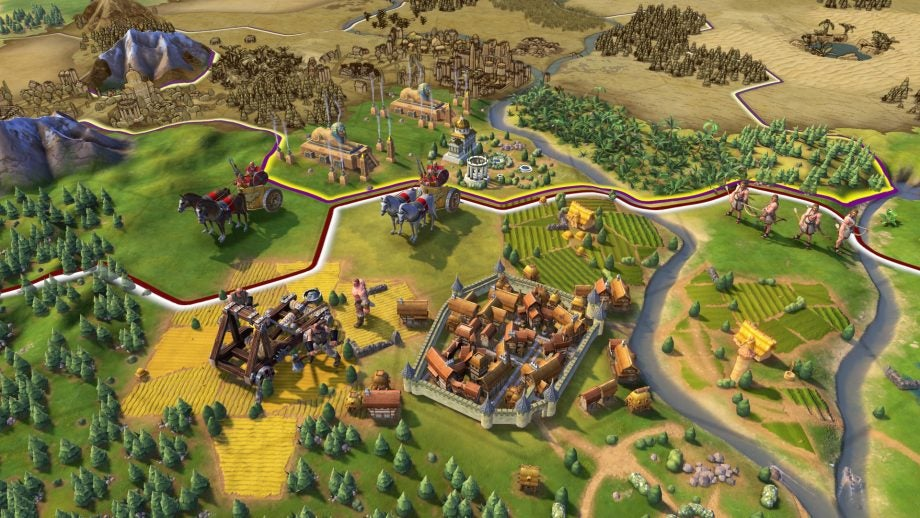 Civilization 6 Review   Trusted Reviews