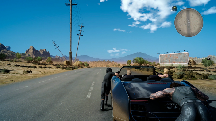 Final Fantasy 15 Review | Trusted Reviews