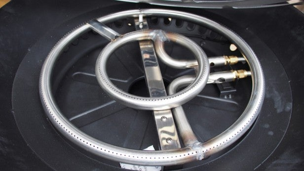 Fuego Element Gas Grill 13