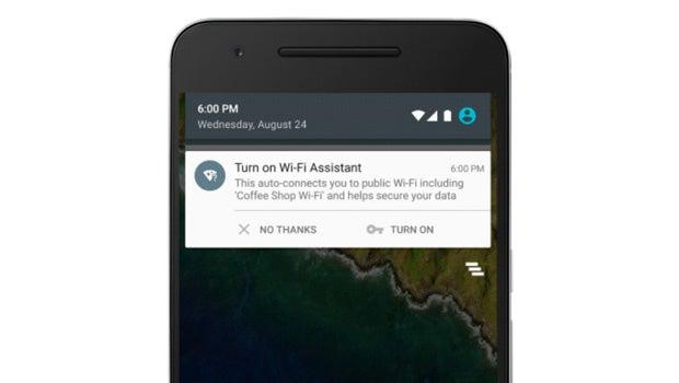 Google Wi-Fi assist