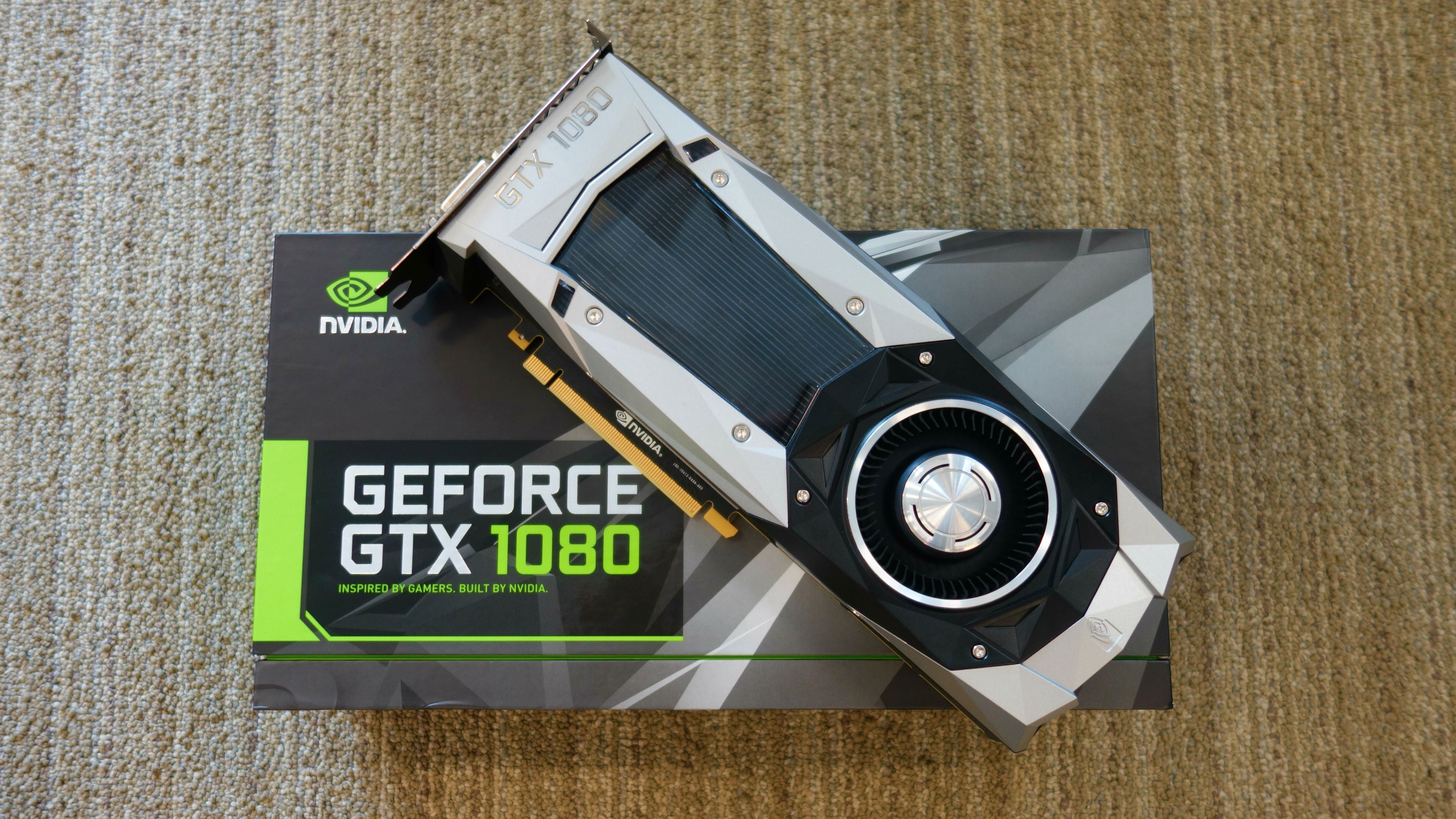 Nvidia Geforce Gtx 1080 Vs 980 Trusted Reviews