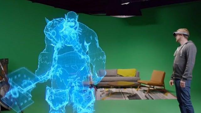 HoloLens Legendary