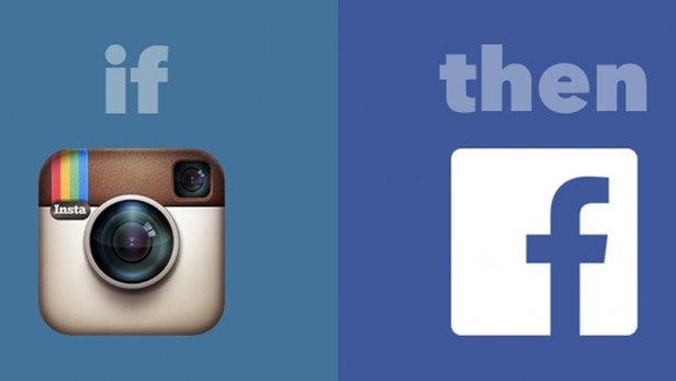 IFTTT Instagram and Facebook
