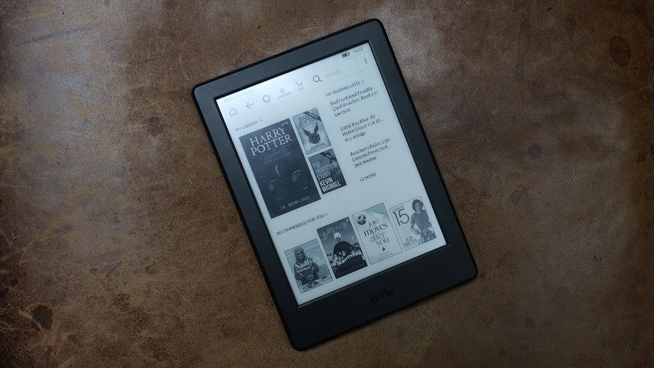 Amazon Kindle review: Cheap, but a really good reader