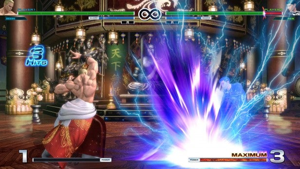 King of Fighters XIV Review   Trusted Reviews