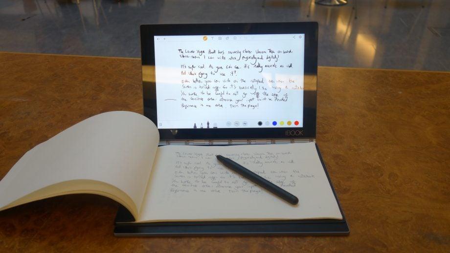 Lenovo Yoga Book Review | Trusted Reviews