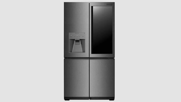 LG Knock On Fridge