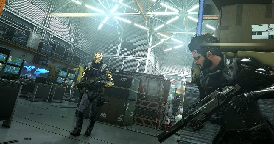 Deus Ex: Mankind Divided Review | Trusted Reviews