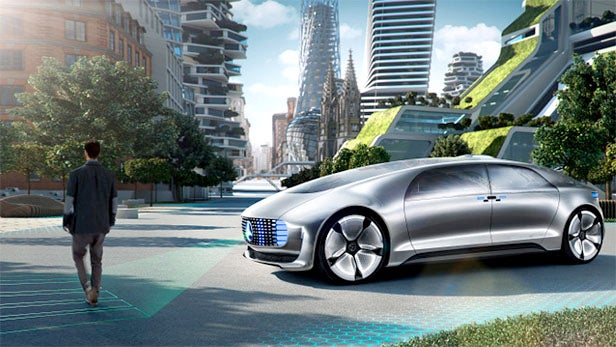 Look Out Tesla Mercedes Is Working On New Electric Car