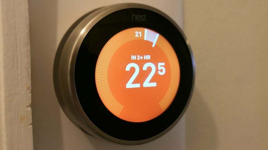 Nest Learning Thermostat 3rd-gen
