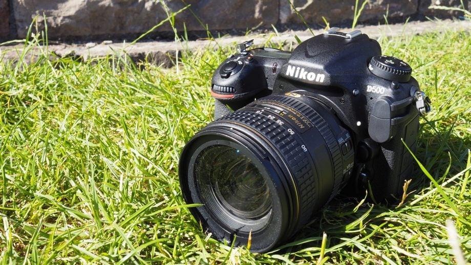 Best DSLR: Nikon D500