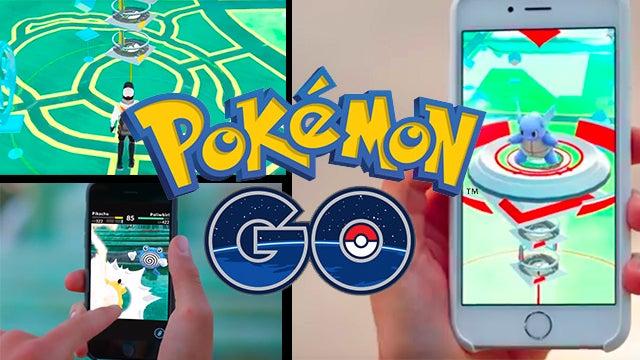 fast pokemon go map