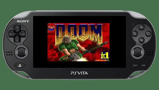 PS Vita Doom Hack