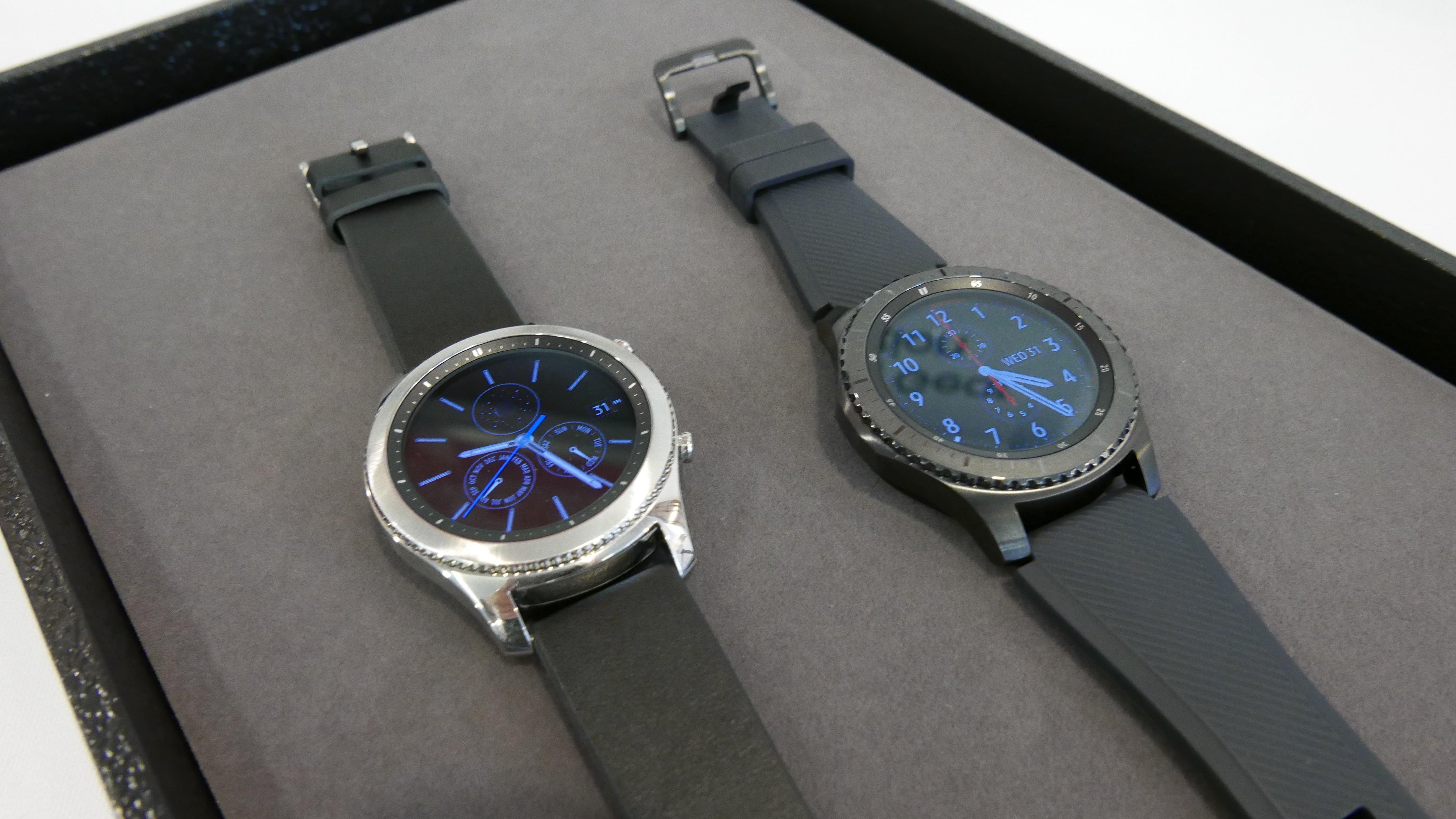 Want Samsung's Gear S3 smartwatch? We've got some bad news ...
