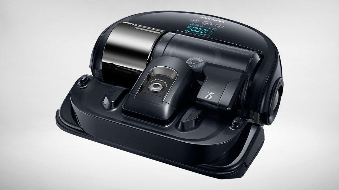 my Samsung Robotic vacuum cleaner