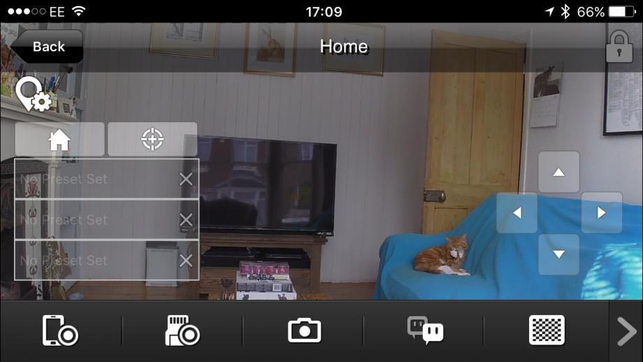 Samsung SmartCam PT SNH-V6410PN Review | Trusted Reviews