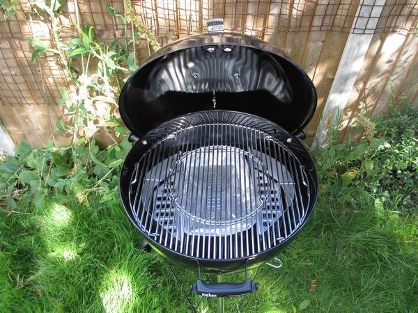 Weber Holzkohlegrill Master Touch : Weber master touch review trusted reviews
