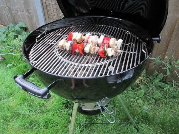 Weber Holzkohlegrill Master Touch Gbs 57 Cm : Weber master touch review trusted reviews