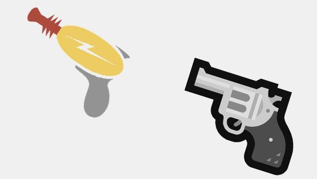 Microsoft Has A Different Approach To Apple S Gun Emoji