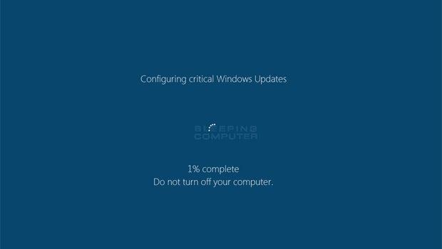 The Windows 10 Update Screen Is Far More Loathsome When It