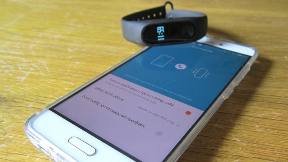 Xiaomi Mi Band 2 Review | Trusted Reviews
