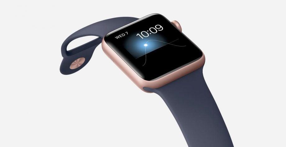 Apple Watch Series 2 vs Series 1