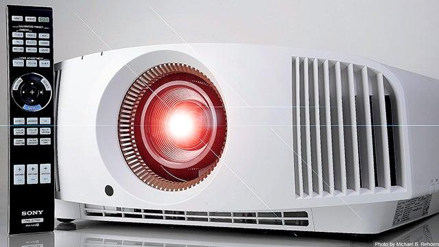 550ES projector