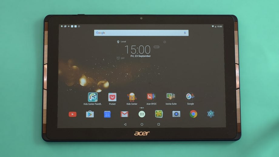 ACER ICONIA TAB DRIVER FOR WINDOWS 10