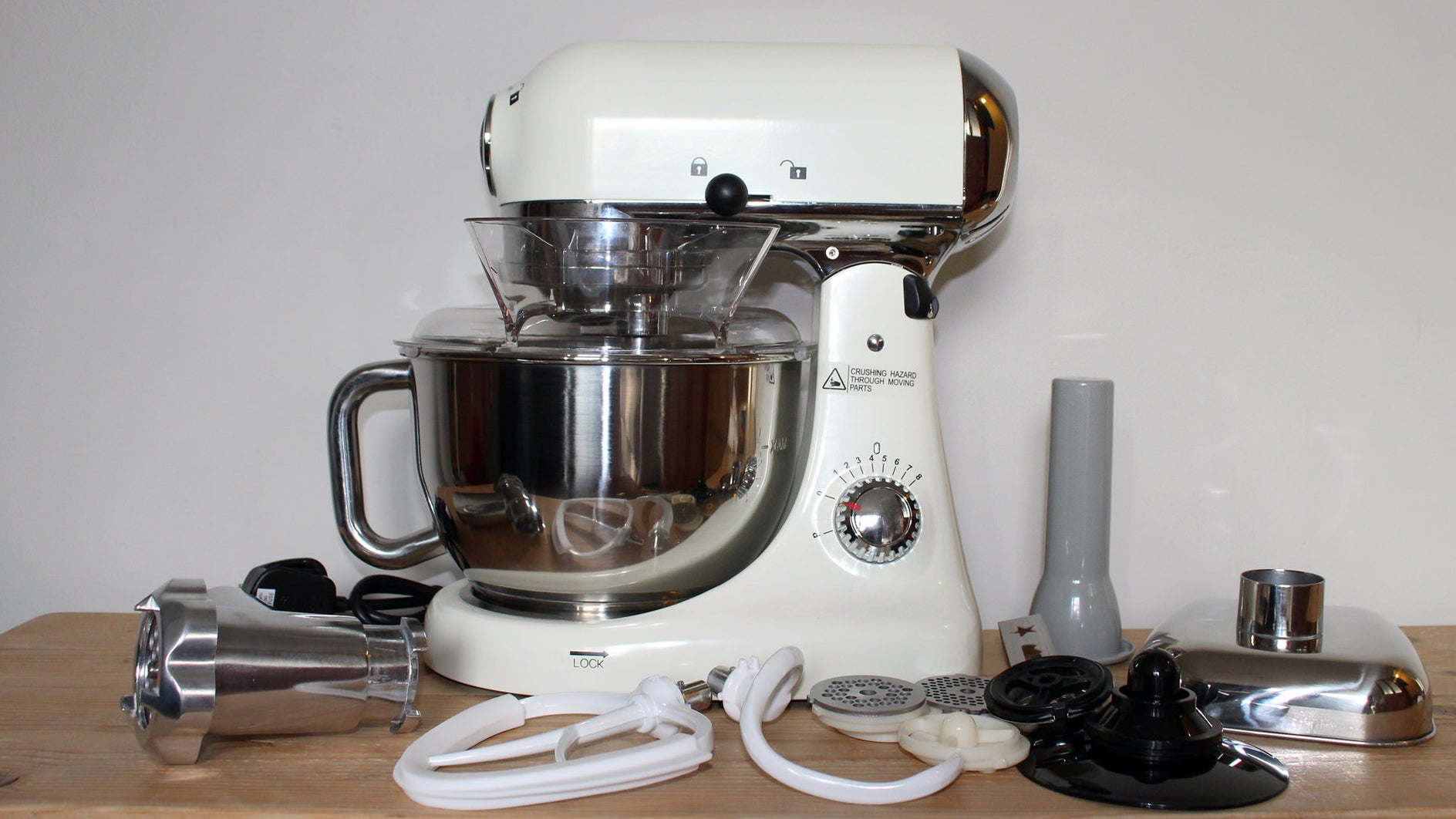 Aldi Ambiano Premium Stand Mixer Review Trusted Reviews