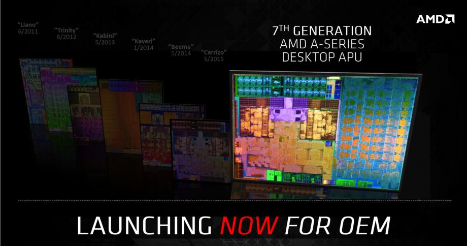 AMD Bristol Ridge desktop 1