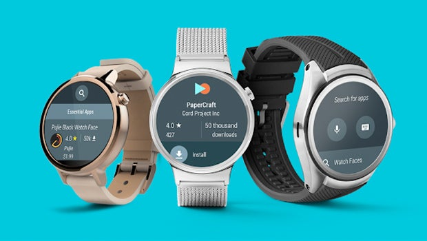 Android Wear Gooogle Play