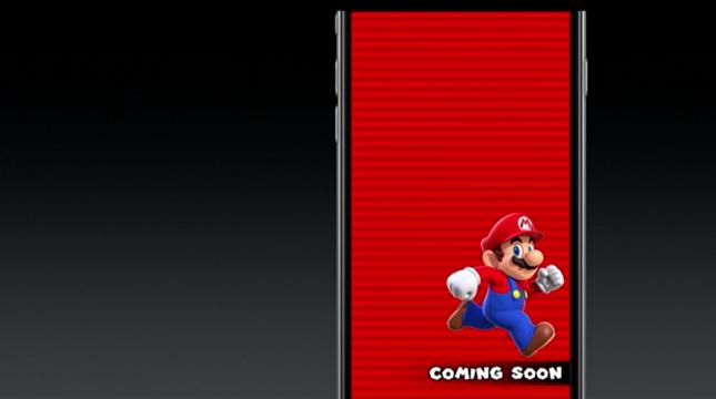Apple Nintendo Super Mario Run