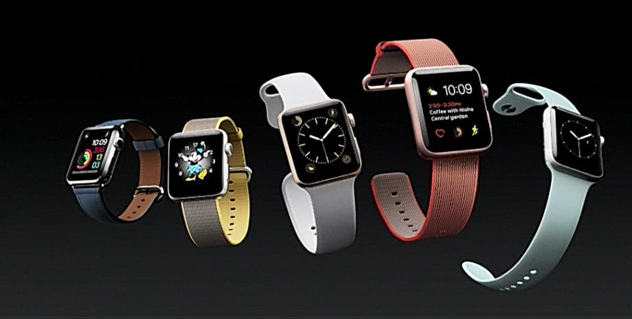 Apple Watch series 2 style