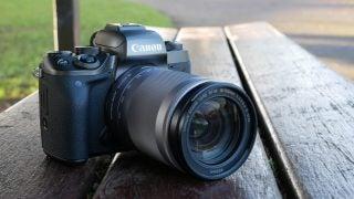 Canon EOS M5 5