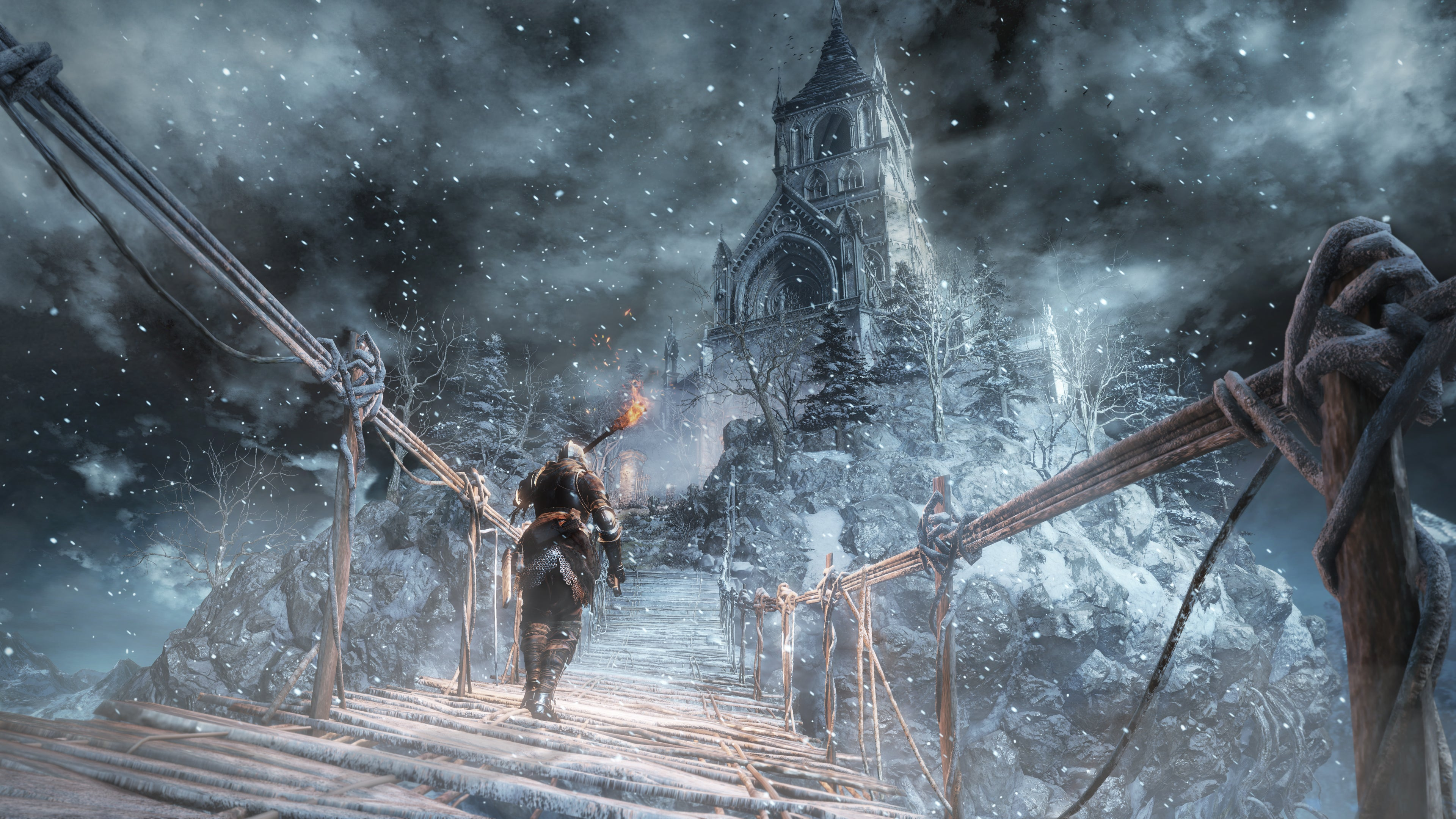 Dark Souls 3 Ashes Of Ariandel Review Trusted Reviews