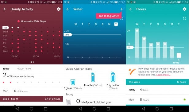Fitbit Charge 2 – App, battery life & verdict Review