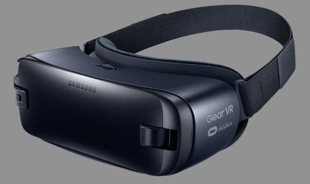 Gear VR grey