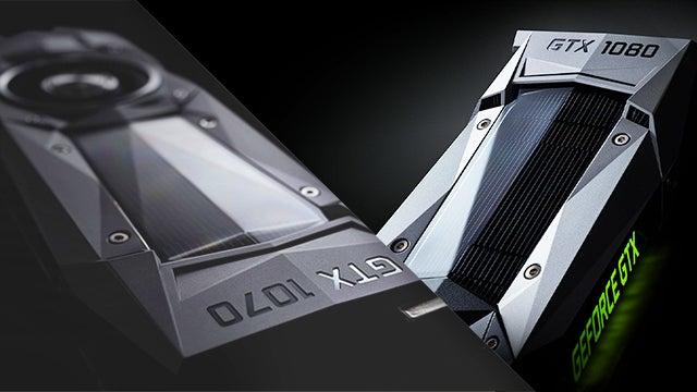 GTX 1080 vs 1070