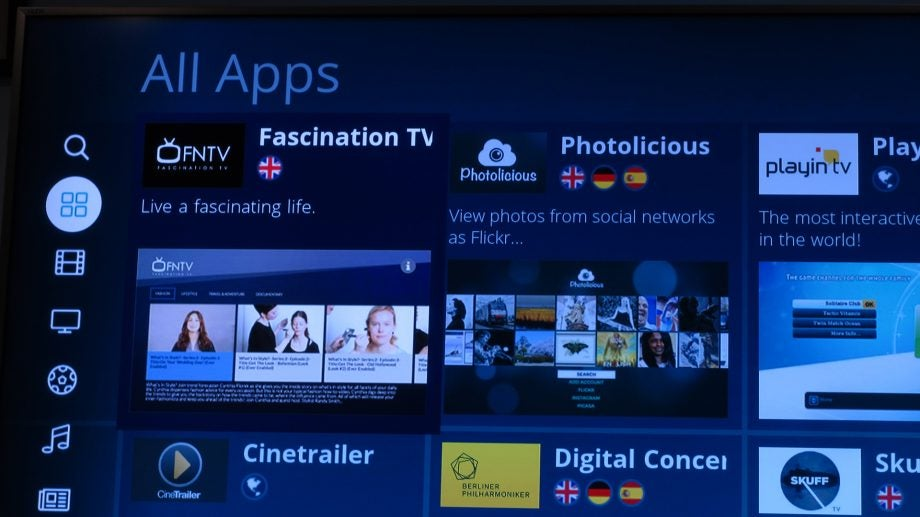 Hisense Smart Tv Apps List