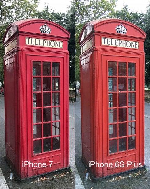 sortie iphone 7 red