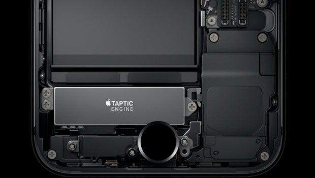 iPhone 7 taptic