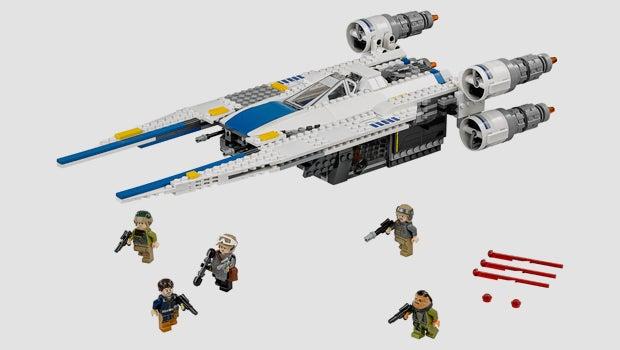 LEGO U Wing