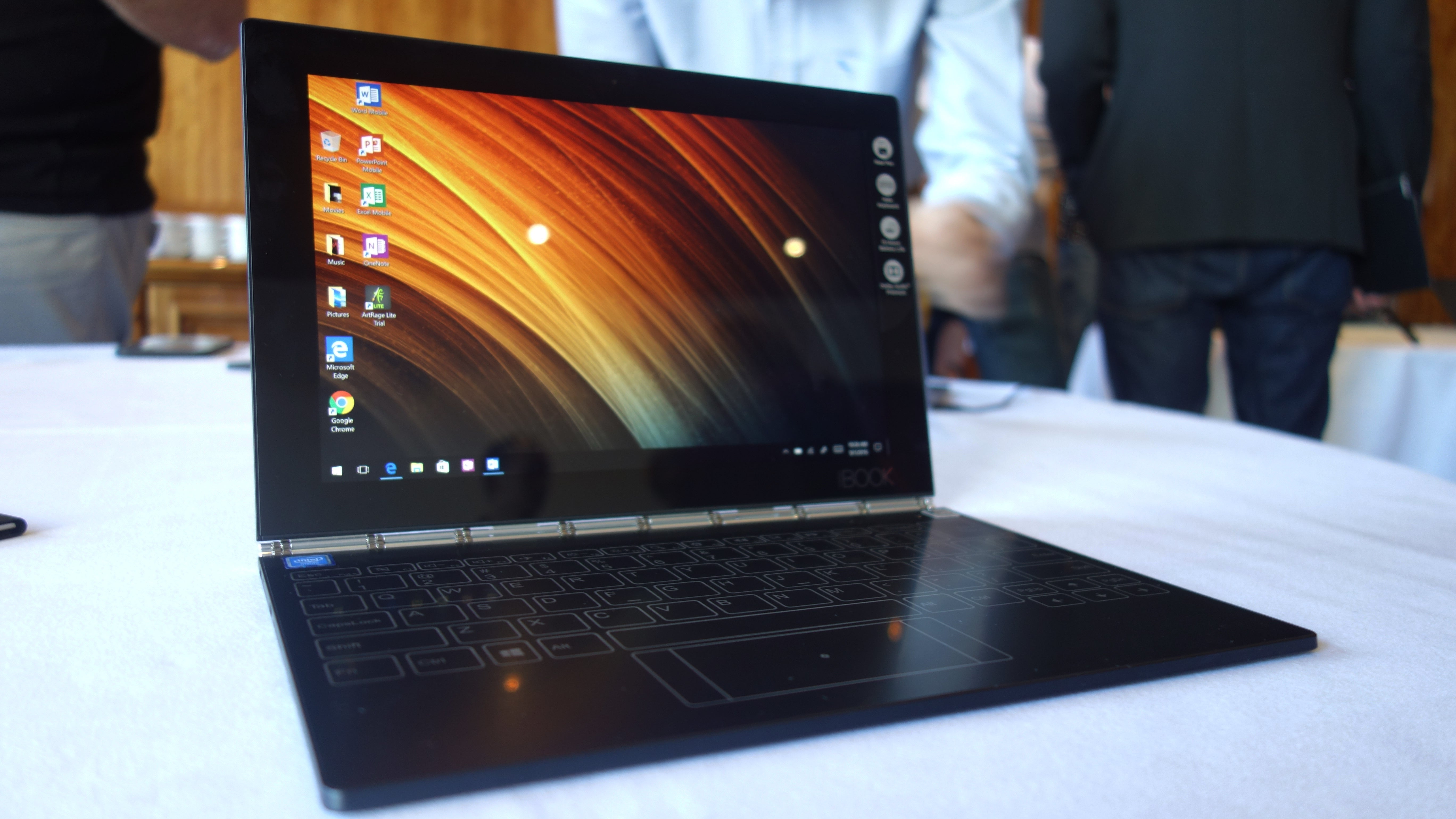 You Can Now Pre Order The Lenovo Yoga Book In The Uk Trusted Reviews