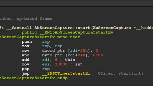 Mokes Malware Capture