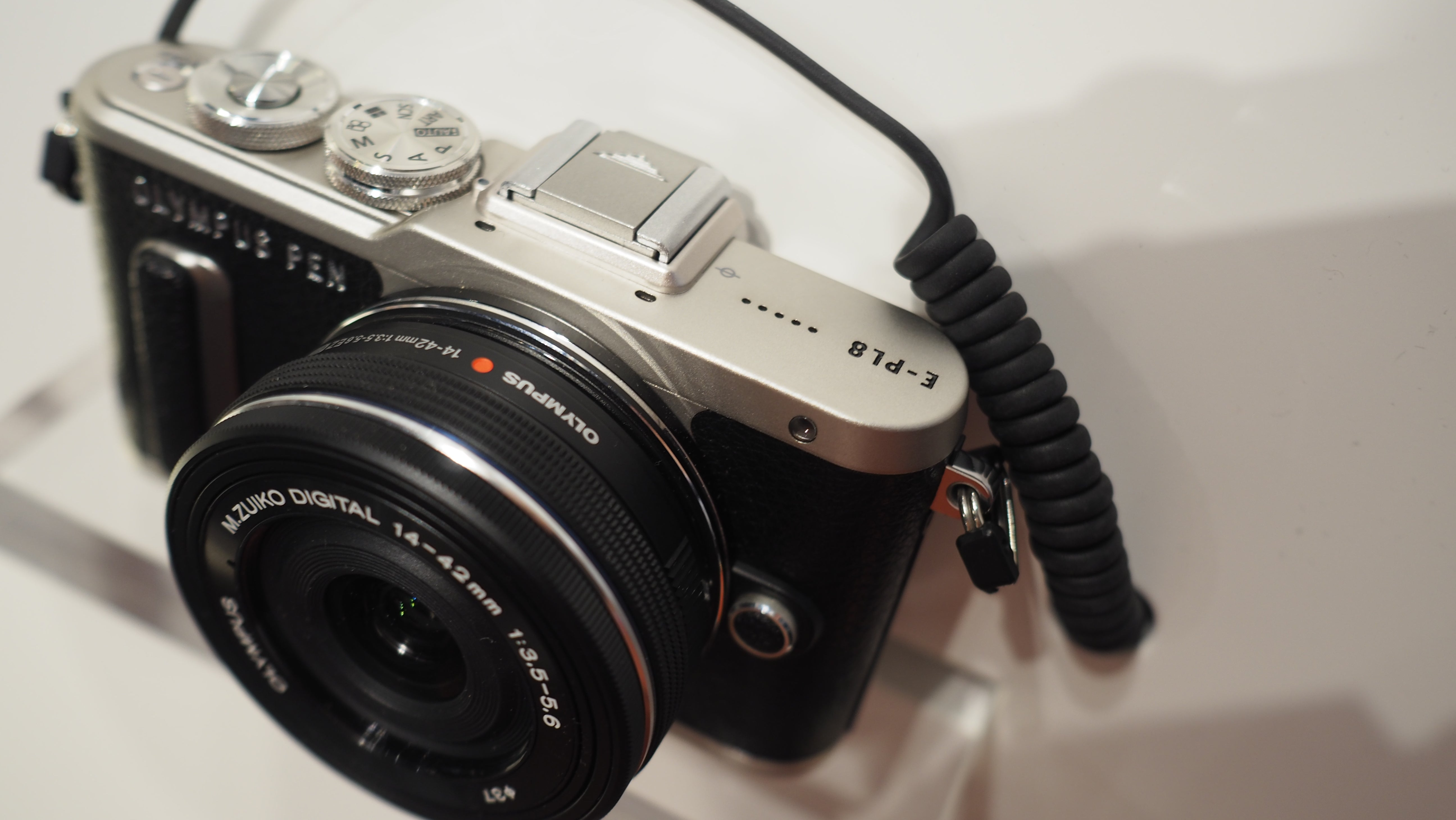 Olympus Pen E Pl8 Review Trusted Reviews