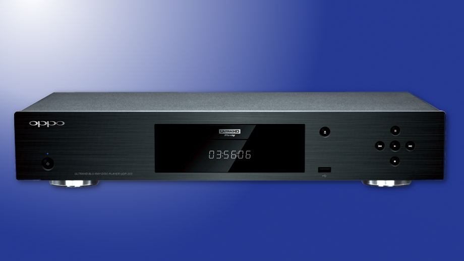 Oppo UDP-203 UHD Blu-ray player