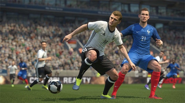 Pro Evolution Soccer 2017 announced | Trusted Reviews